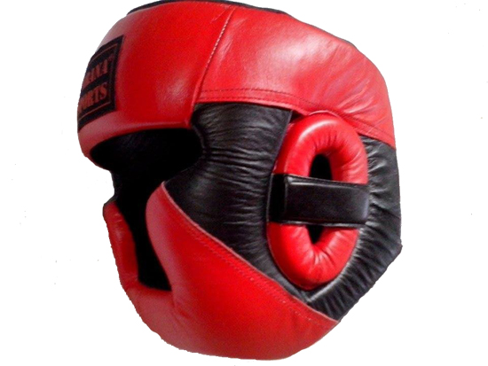 PARANA MMA LEATHER HEAD GUARD