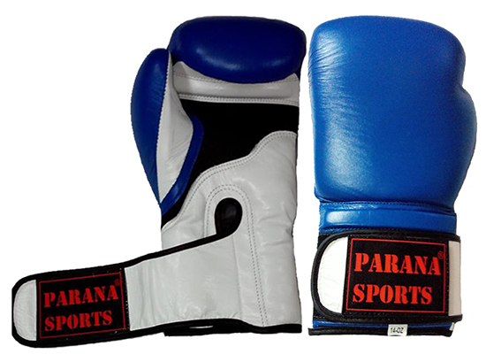 AMIR KHAN BOXING GLOVES