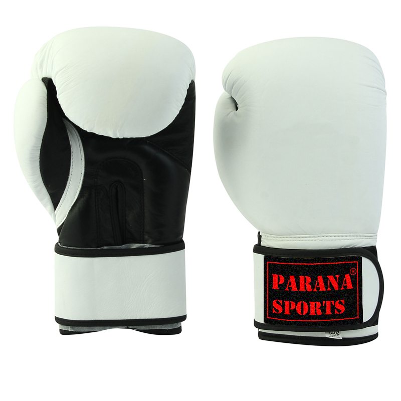 WHITE COLLAR BOXING GLOVES