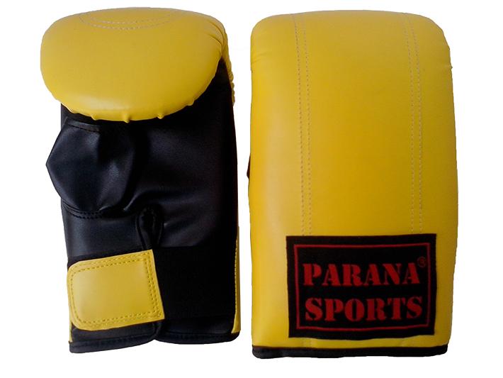 Golden Boy Bag Mitts