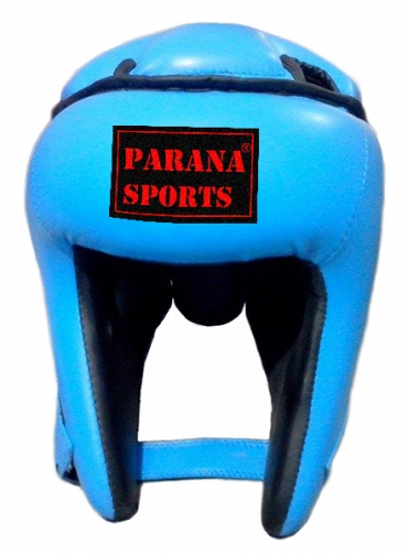 PRO BOXING SEMI FACE HEAD GUARD