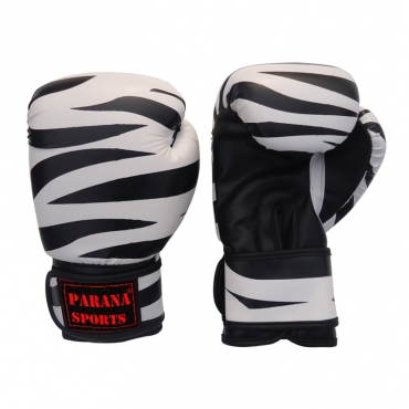 ZEBRA BOXING GLOVES