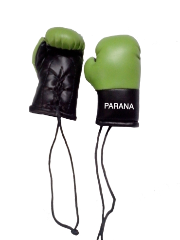 PARANA BOXING GLOVES AUTO ORNAMENT