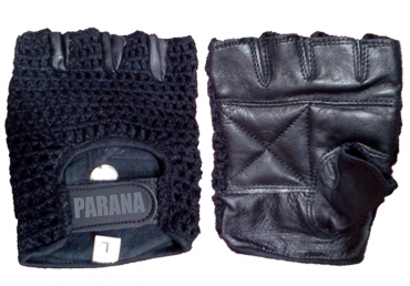 STYLISH MESHBACK WEIGHT LIFTING GLOVES