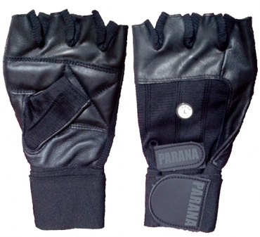 PARANA LIFTING GLOVES WITH LONG WRAPS